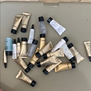 Chanel skincare samples